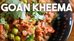 Goan Kheema Spicy Ground Beef Or Mutton Prepared In A Goan Style 1018672 By Kravingsblog