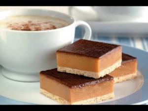Chocolate Caramel Slice One Pot Chef