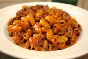 Macaroni Quickie