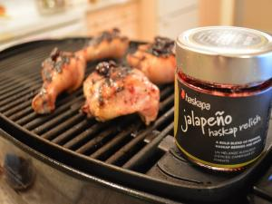 How To Make Jalapeno Haskap Malbec Glaze For Poultry