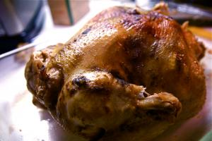 Home Style Barbecue Chicken