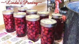 Canning Cherries In Juice 1017015 By Lindaspantry