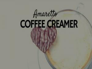 Amaretto Coffee Creamer