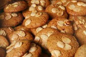 Upsala Holiday Cookies