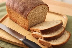 Whole Wheat Bread Sweetened With Honey