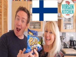 Tasting Some Finnish Treats