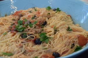 Spaghetti Puttanesca 1016179 By Cookingitalianwithjoe