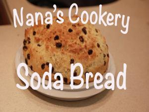 Nanas Cookery Soda Bread