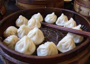 Juicy Steamed Buns