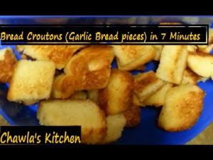 Bread Croutons 1014825 By Chawlaskitchen