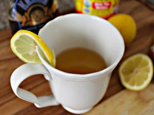 Apple Cider Lemon Drink