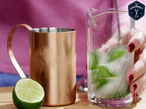 Gin Mule Cocktail