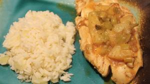 Hawaiian Chicken With Rice 1019687 By Cherylshomecooking