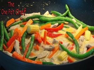 Quick And Easy Thai Green Curry