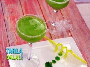 Kiwi Margharita Mocktail