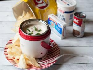 Hot French Onion Dip