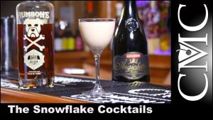 The Snowflake Cocktail