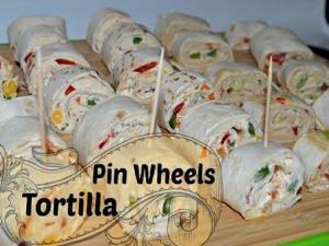 Tortilla Pinwheel