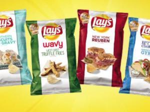Lays Reveals 4 New Flavor Finalists