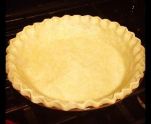 Crispy Pie Crust