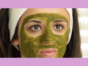 Green Tea Matcha Tea Mask