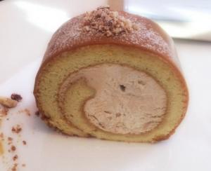 Filbert Cake Roll