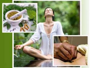 Various means of Alternative Medicine
