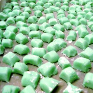Pulled Butter Mints