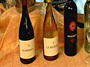 Dialed in and La Merika Wines