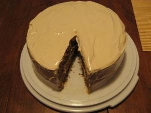 Easy To Prepare Frost Cake