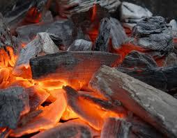 Charcoal barbequing and health