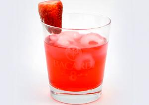 Fruit Tingle Vodka Cocktail