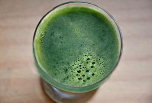 Apple, Kale and Cucumber Juice