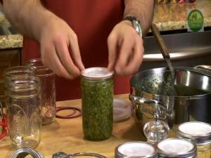 How To Preserve Salsa Verde Using Tattler Reusable Canning Lids