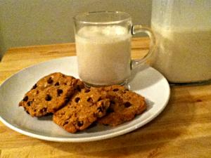 Almond Pulp Cookie - Almond Pulp