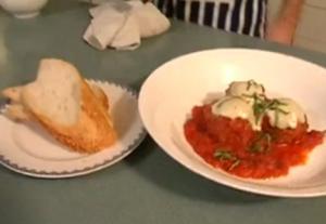 Meatballs in Napoli Sauce
