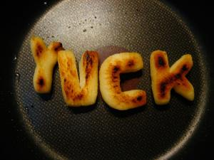 yucky dishes for 2014