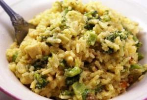 Broccoli And Rice