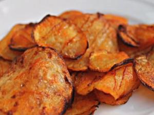 Siracha Chips