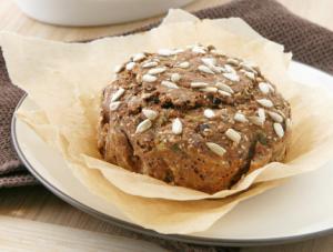 Crispy Zucchini Bread