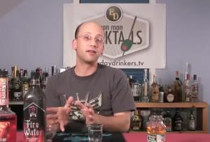 Hot Apple Cidar Cocktail