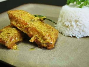 Assamese Mustard Fish