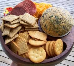 Olive Nut Cheese Ball