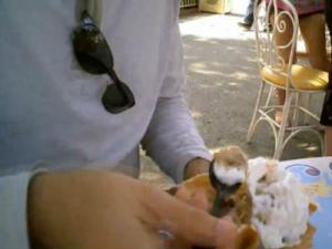 Disneyland Restaurant Review - Gibson Girl Ice Cream Parlor
