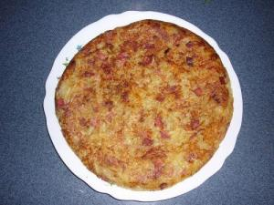 Crusty Potato Galette