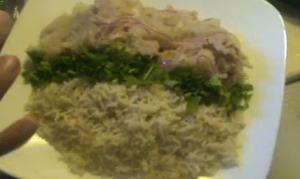 Latino Style Tuna Salad