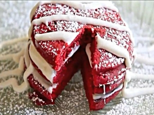 Red Velvet Pancakes (Prepare for ooo's and ahhhh's)