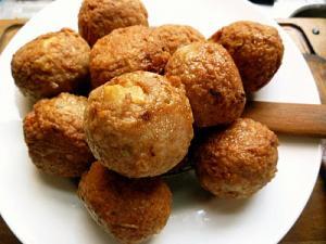 Italian Meatballs - Polpette