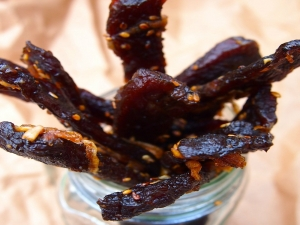 Korean BBQ Jerky