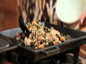 Cathlyn's Korean Kitchen Season 4 - Daakgalbi Fried Rice, Galbi Tacos & Kimchi Salsa